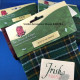 Irish County Tartan Scarves