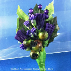 Boutonniere - Thistles