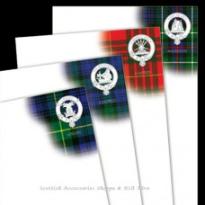 Clan Crest Note Pads