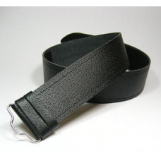 Kilt Belt Black Leather