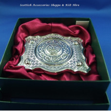 Celtic Belt Buckle