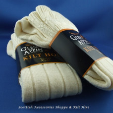 Kilt Hose Cream