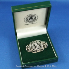 Celtic Knotwork Brooch