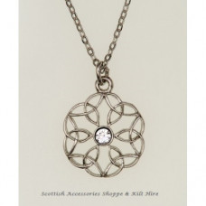 Cathedral Window Pendant