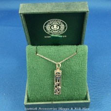 Charles Rennie Mackintosh Design Pendant