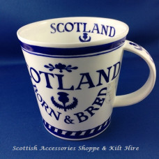 Born & Bred Fine Bone China Mug