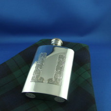 Hip Flask Fancy Celtic