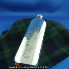Boot Flask - Scottish Piper