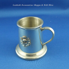 Drink Measure Thistle Tankard