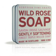 Soap in a Tin - Wild Rose