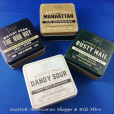 Soap in a Tin - The Manhattan