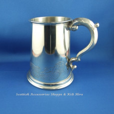 Pewter Tankard Celtic Birds