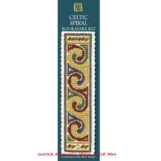 Bookmark Celtic Swirl Cream