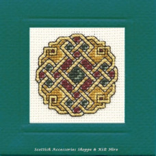 Miniature Card Celtic Jewel