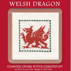 Coaster - Welsh Dragon