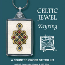 Keyring - Celtic Jewel