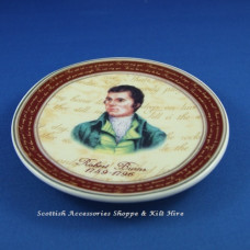 Plate - Robbie Burns Commemorative