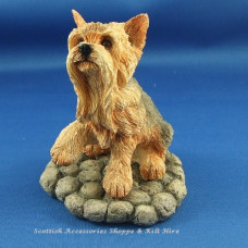 Yorkshire Terrier Figurine
