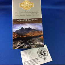 Highland Blend Tea Boxed Teabags