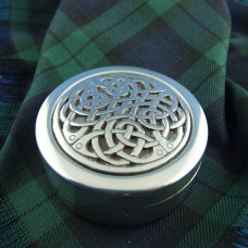 Pewter Trinket Box Kells