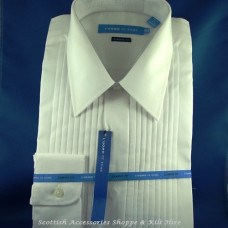 White Dress Shirt Classic Fit