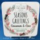 Season's Greetings Garland Soap