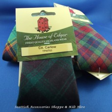 Irish County Tartan Ties